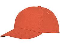 Пятипанельная кепка Hades, оранжевый (артикул 38673330), фото 1