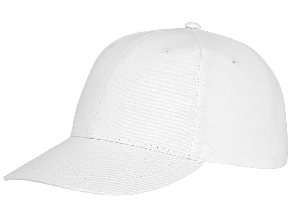 Шестипанельная кепка Ares, белый (артикул 38675010)