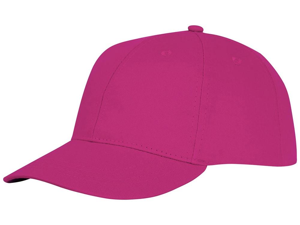 Шестипанельная кепка Ares, розовый (артикул 38675210)