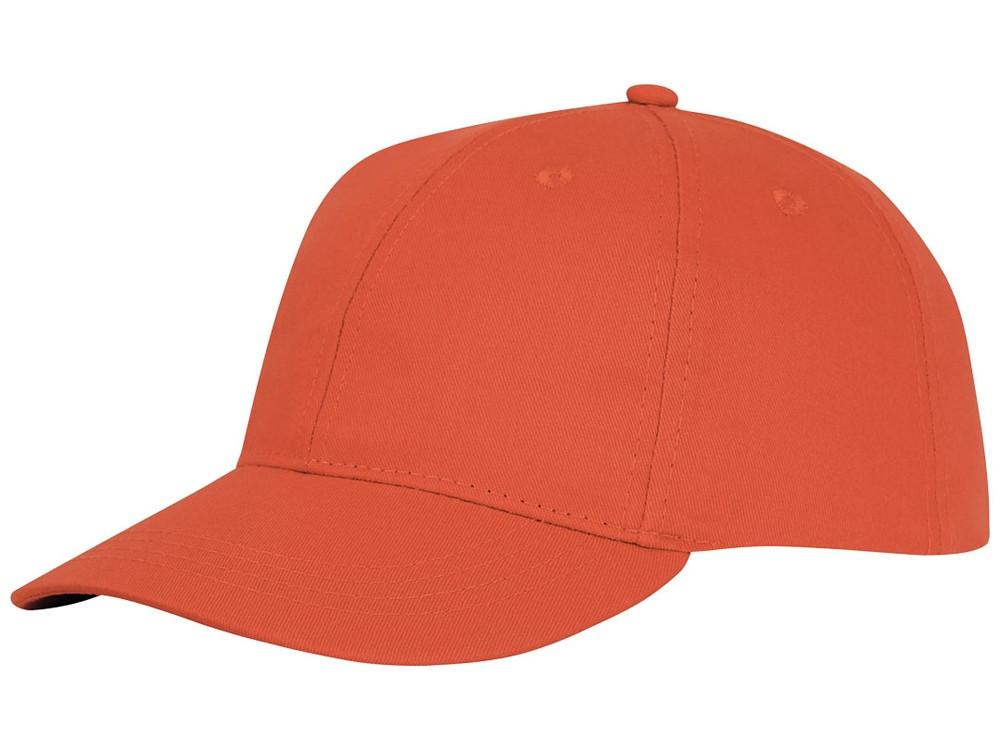 Шестипанельная кепка Ares, оранжевый (артикул 38675330)