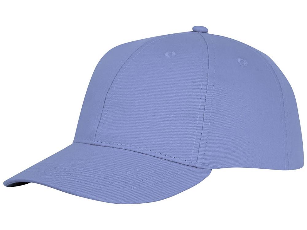 Шестипанельная кепка Ares, светло-синий (артикул 38675400)