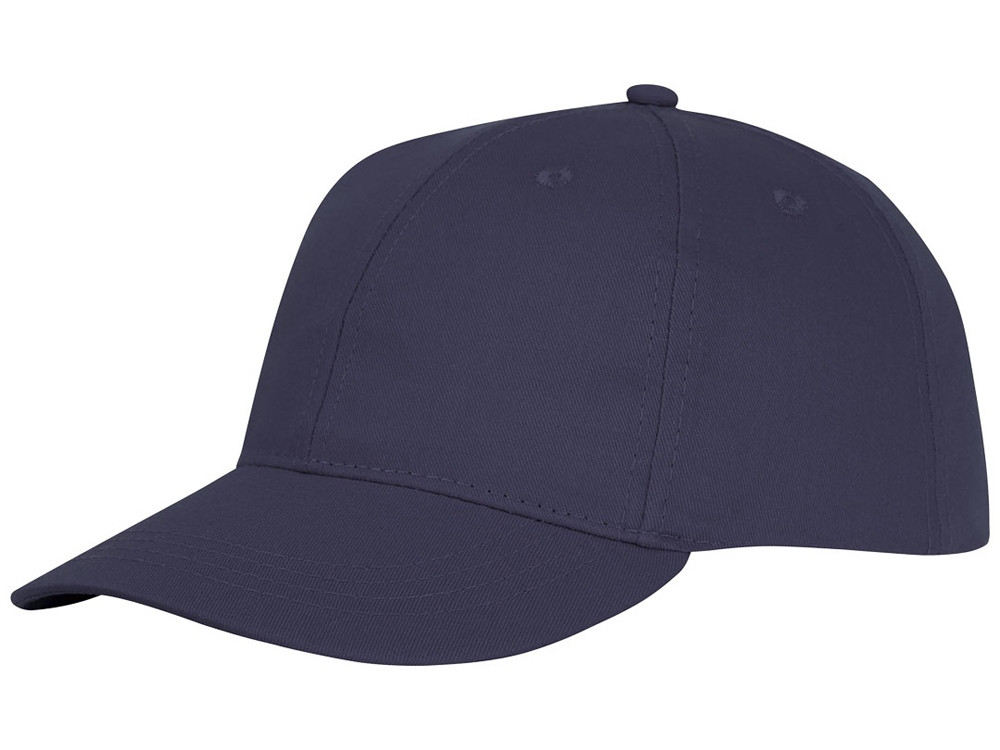 Шестипанельная кепка Ares, темно - синий (артикул 38675490)