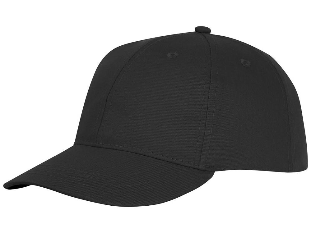 Шестипанельная кепка Ares, черный (артикул 38675990)
