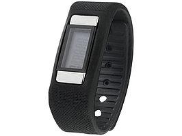 Часы-шагомер Get-Fitter, черный (артикул 12615000)
