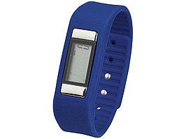 Часы-шагомер Get-Fitter, синий (артикул 12615001)