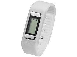 Часы-шагомер Get-Fitter, белый (артикул 12615003)