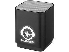 Светодиодная колонка Beam с функцией Bluetooth®, черный (артикул 13499100)