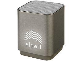 Светодиодная колонка Beam с функцией Bluetooth®, графит (артикул 13499101)