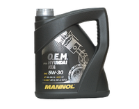 Моторное масло MANNOL O.E.M. for Hyundai Kia 5W-30  1 литр