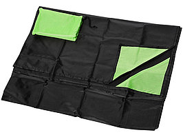 Коврик для пикника Perry, черный/зеленый (артикул 11298503)