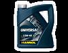 Моторное масло MANNOL UNIVERSAL SAE 15W-40 API SG/CD  5 литров