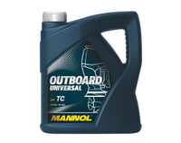 Мотоциклетное моторное  масло ОUTBOARD UNIVERSAL API TC 1 литр