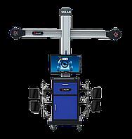 Стенд развал-схождения Sillan V500 с технологией 3D, фото 1