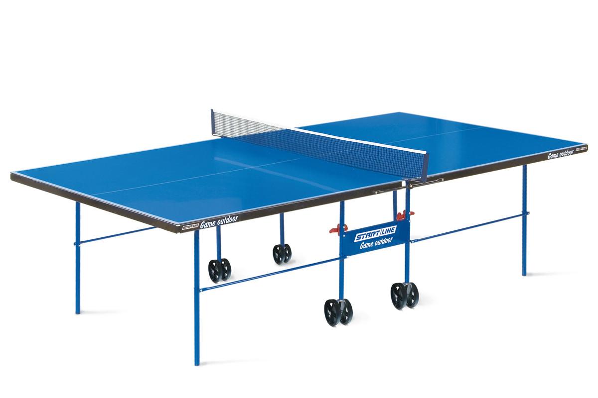 Теннисный стол Game Outdoor 2