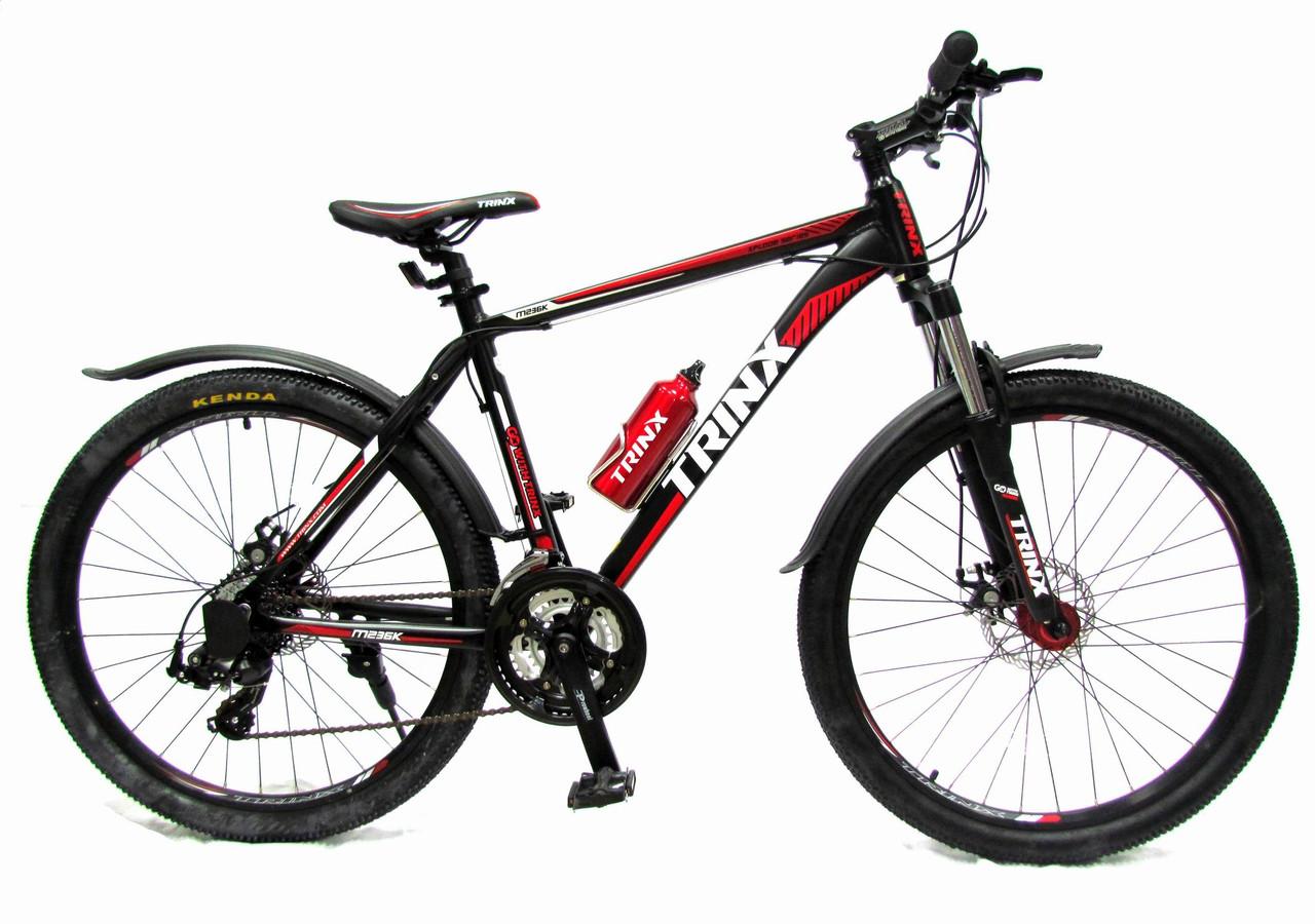 Велосипеды TRINX M236 19 (2015)