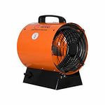 Тепловентилятор  ТТ-6/380 апельсин