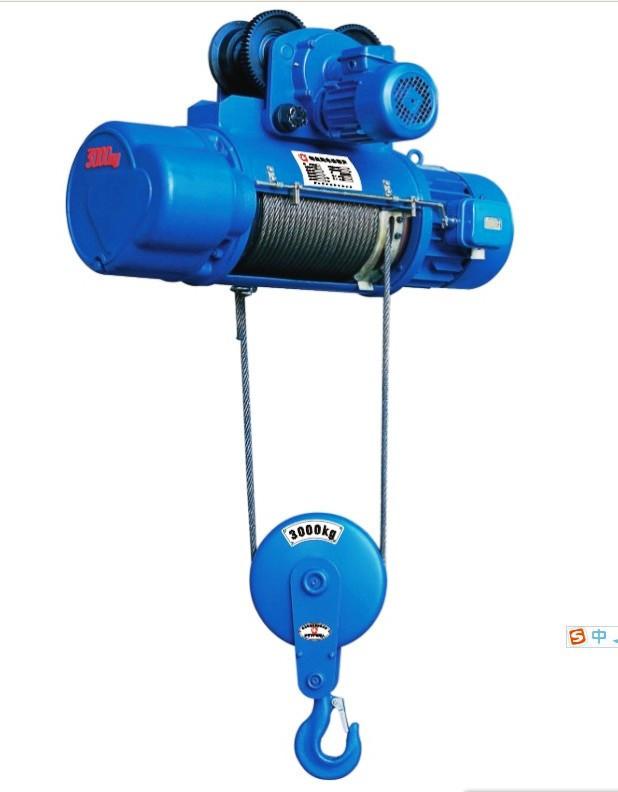 Таль электрическая СD (380 В) 2т 18м