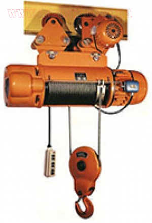 Таль электрическая СD (380 В) 5т 18м