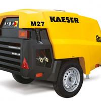 Винтовой компрессор Kaeser M27 PE