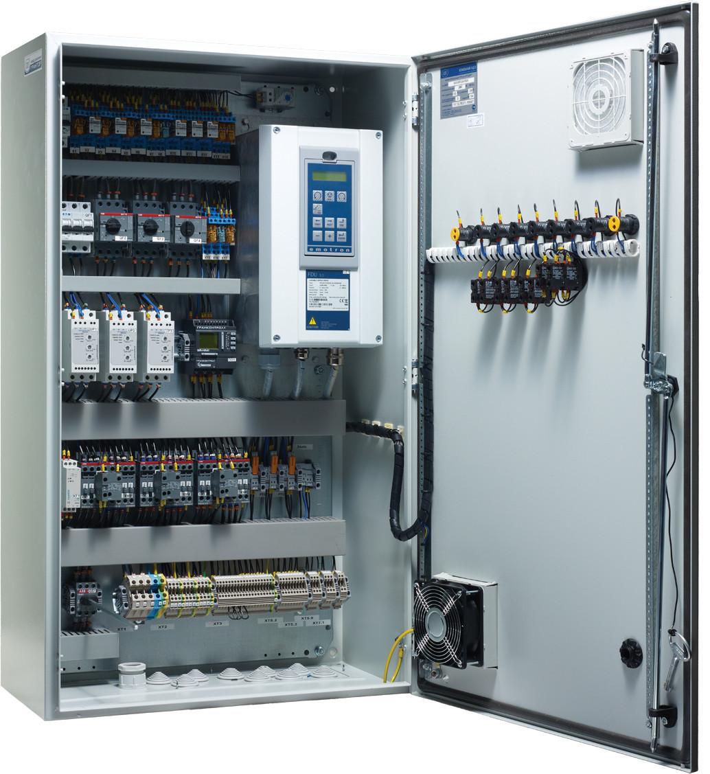 ШУ 2ПН 0007-004/380, шкаф управления для НС