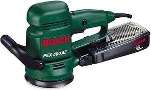 Эксцентриковая шлиф. машина Bosch PEX 400 AE