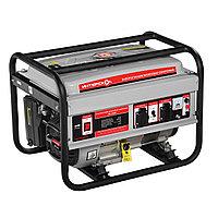 Бензиновый генератор Интерскол ЭБ-2500 (2000 Вт)