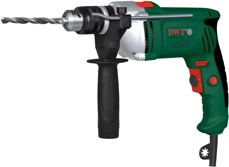 Дрель ударная DWT SBM-810