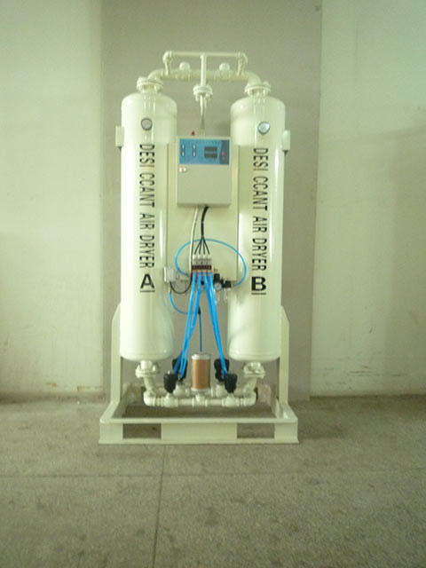 Осушитель сжатого воздуха адсорбционного DLAD-0.7-W(1.6м3/мин.) Алматы