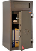 Депозитный сейф VALBERG ASD-32 с ключевым замком KABA MAUER (класс S1)