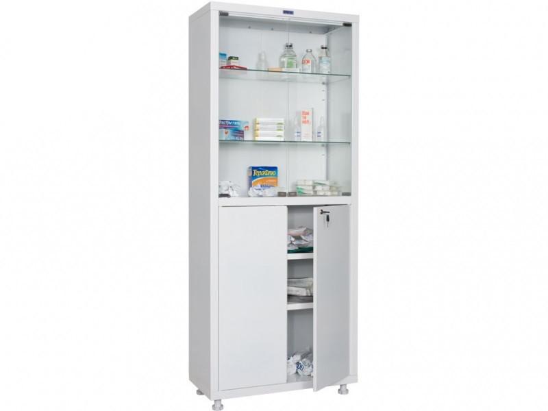 Шкаф медицинский МД 2 1670/SG