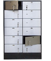 Блок депозитных ячеек VALBERG DB-12S