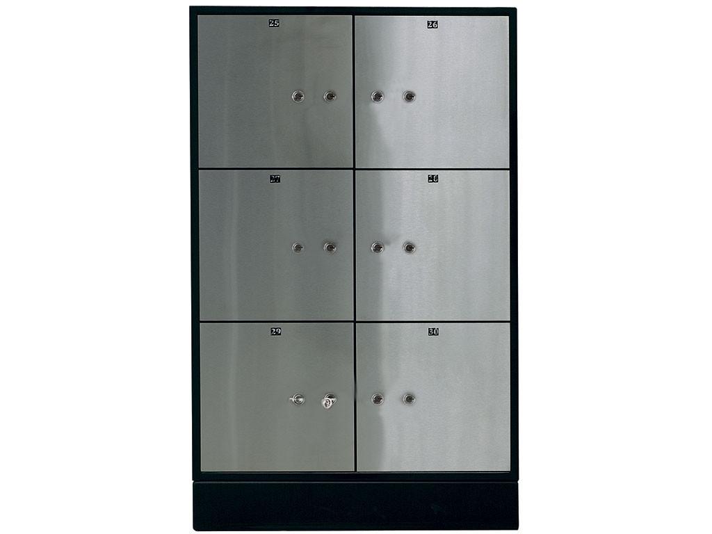 Блок депозитных ячеек VALBERG DB-6 DGL