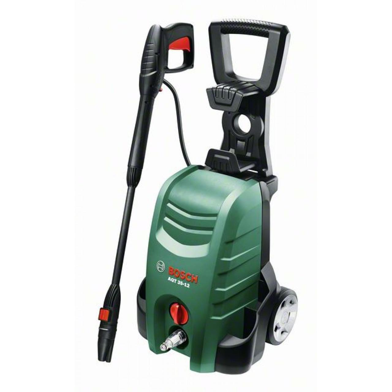 Очистители ВД Bosch AQT 35-12+насадка для мытья террас