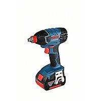 Аккумуляторный ударный гайковёрт Bosch GDX 18 V-LI