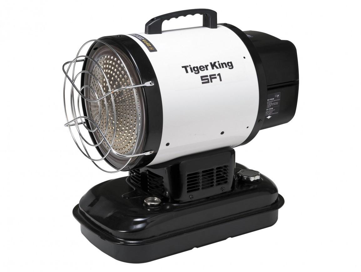 Тепловая пушка - Дизель  прямого нагрева TIGER-KING TK-SF-1