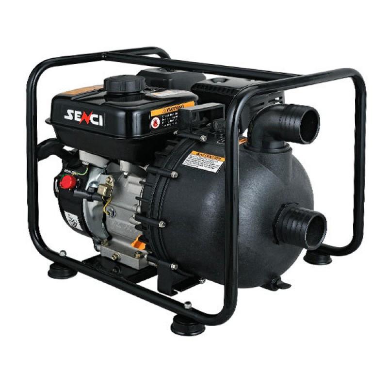 Мотопомпа для химически загрязнённой воды Senci SCCP50