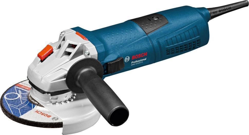 Угловая шлифмашина Bosch GWS 12-125 CIE