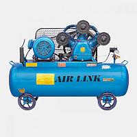 Одноступенчатый мобильный воздушный компрессор W-1,9/7 (380)
