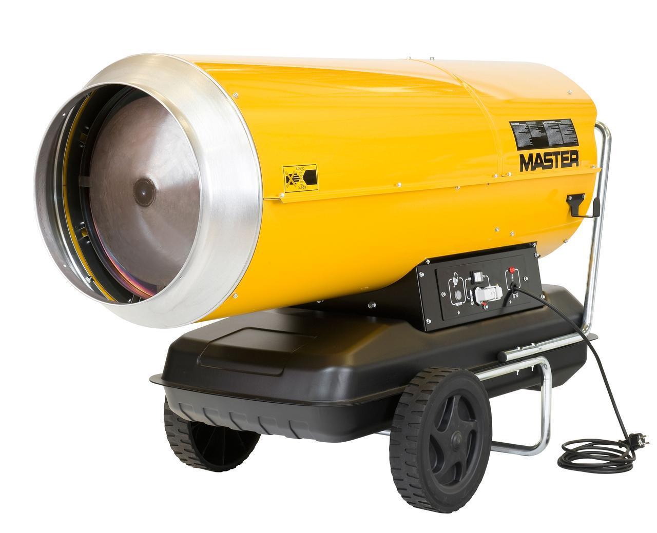 Нагреватель воздуха с прямым нагревом Master B 230