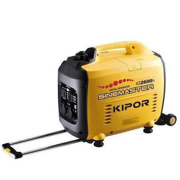Портативный генератор KIPOR IG2600h