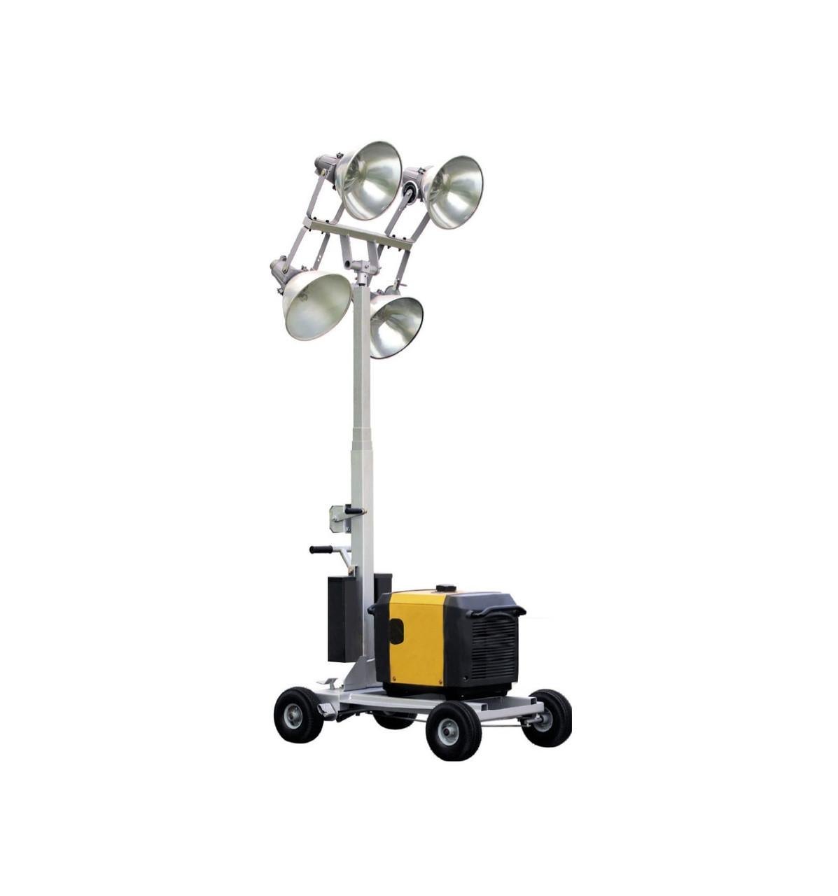 Мобильная световая башня KLB400-4 KIPOR