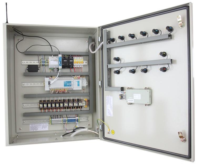 ШУ 2ПН 0003-015/380, шкаф управления для НС(частотный преобразователь типа FC-051 (Danfoss - Дания))