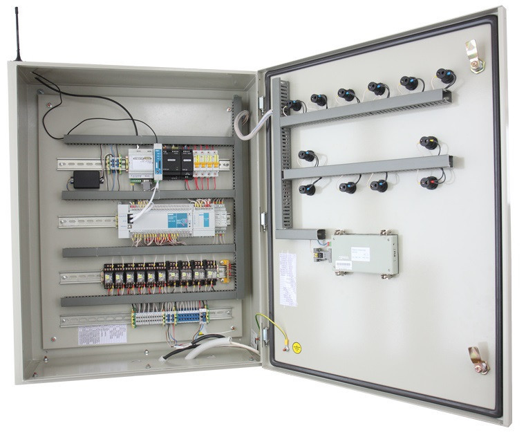ШУ 2ПН 0150-032/380, шкаф управления для НС (частотный преобразователь типа FC-051 (Danfoss - Дания))