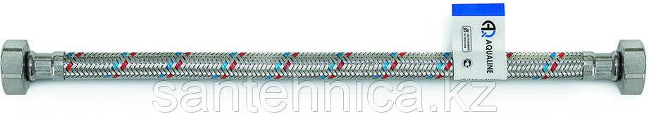 """Гибкая подводка для воды 1/2"""" гайка/гайка L=0.4 м, фото 2"""