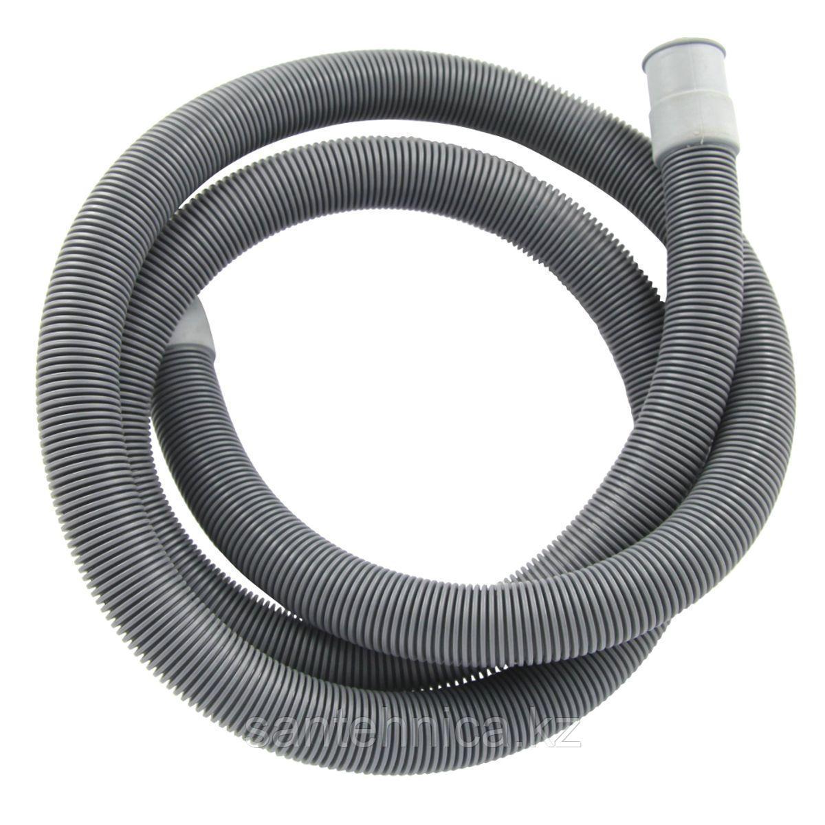 Шланг сливной для стиральной машины D=17/21 мм L=2.0 м Tuboflex