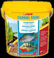 SERA cichlids Sticks (фасовка)