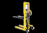 Штабелер ручной гидравлический TOR WMSA1000-1600 г/п 1 т 1,6 м