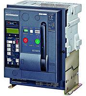 Воздушный автоматический выключатель, 3 полюса, 1000А, 80кА