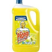 """Профессиональное средство для мытья """"Mr. PROPER Лимон Проф""""  5 л."""