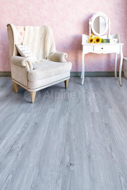 Кварц-виниловая плитка Alpine Floor Секвойя Титан ЕСО6-1